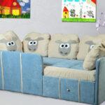 диван кровать для ребенка фото дизайн
