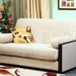 диван с механизмом аккордеон декор