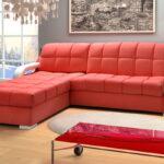 диван с механизмом аккордеон интерьер