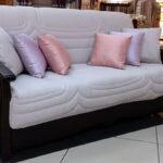 диван с механизмом аккордеон интерьер фото