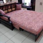 диван с механизмом аккордеон дизайн