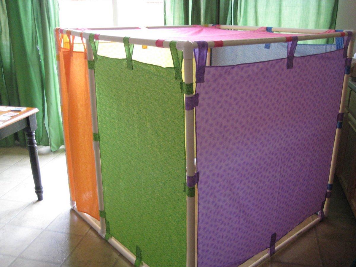 домик ширма для детского сада