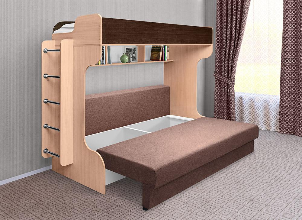 универсальность кровати-дивана