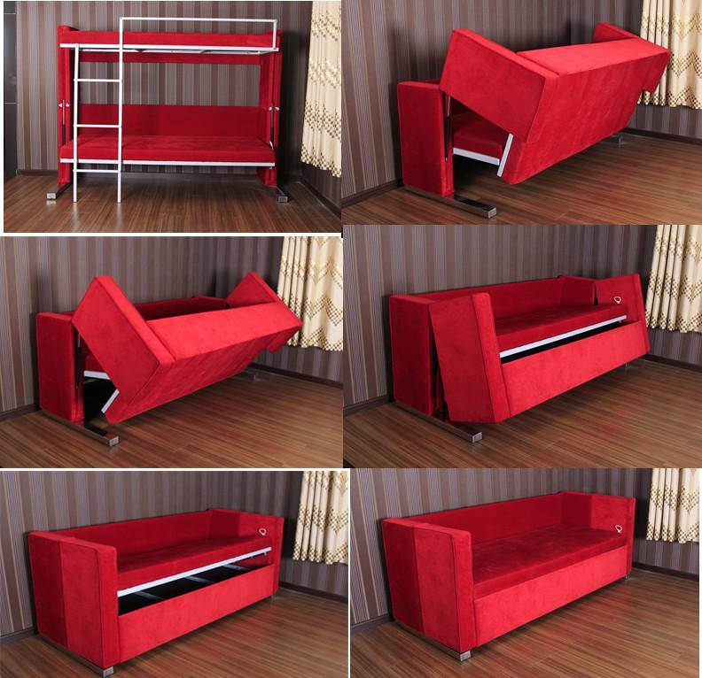 мебель-трансформер для маленькой комнаты