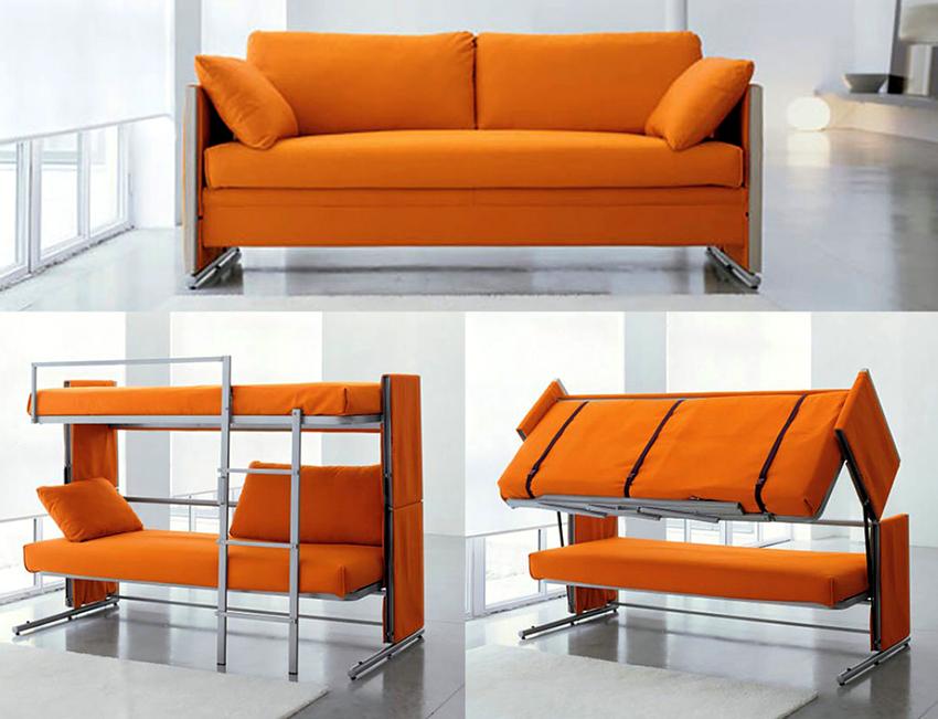 как выбрать удобный диван-кровать