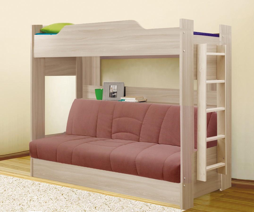 кровать-диван из МДФ