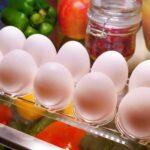 хранение яиц в холодильнике фото идеи