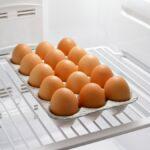 хранение яиц в холодильнике идеи фото