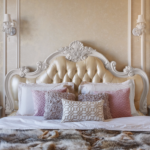 изголовье кровати для царя