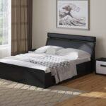 изголовье кровати простое