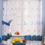 шторы детские