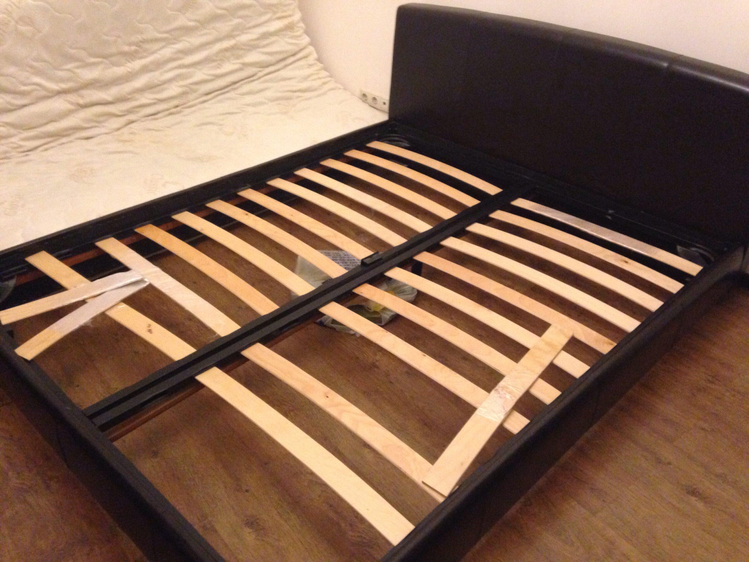 перенос реек кровати