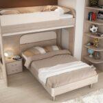 достоинства и недостатки двухъярусных кроватей