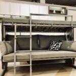 все виды кроватей с диваном на первом ярусе