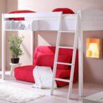 кровать-диван для родителей и ребенка