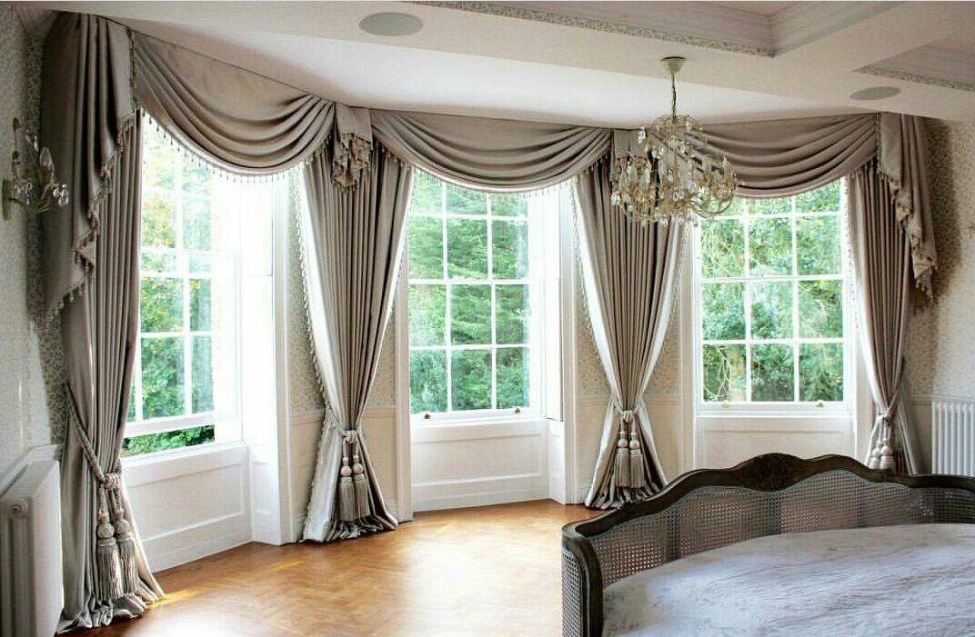 фактором является варианты штор на эркерное окно фото нас можете купить