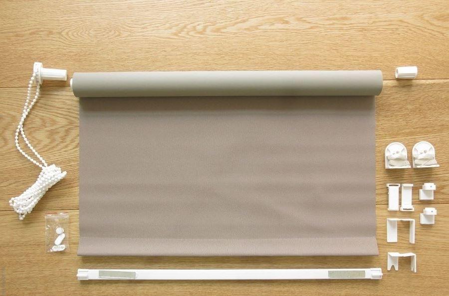 комплект рулонной шторы