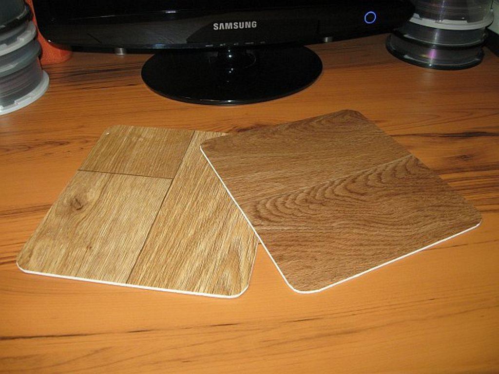 коврик для мыши из линолеума идеи фото