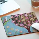 коврик для мышки фото дизайн