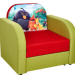 кресло-кровать мультик