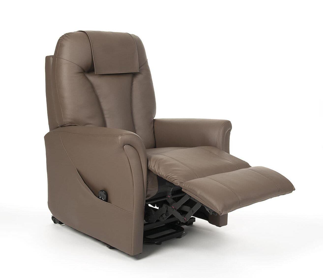 Уровень комфорта кресла