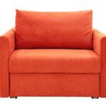 кресло-кровать оранж
