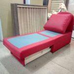 кресло-кровать бордо