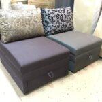 кресло-кровать простое