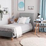 кровать узкая