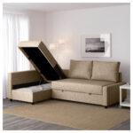 диван-кровать икеа песочный