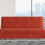 диван-кровать икеа оранж