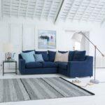 диван-кровать икеа синий