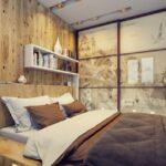 кровать подиум интерьер фото