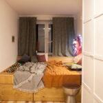 кровать подиум фото интерьера