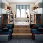 кровать подиум идеи оформление
