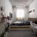 кровать подиум варианты
