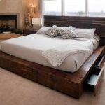 кровать подиум виды дизайна