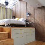 кровать подиум дизайн