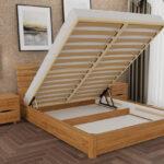 кровать с ортопедическим основанием дизайн идеи