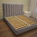 кровать с ортопедическим основанием фото декора