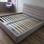 кровать с ортопедическим основанием оформление