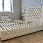 кровать с ортопедическим основанием фото интерьера