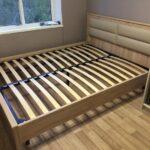 кровать с ортопедическим основанием фото оформления