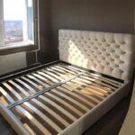 кровать с ортопедическим основанием идеи вариантов
