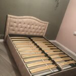кровать с ортопедическим основанием виды