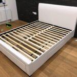 кровать с ортопедическим основанием виды оформления