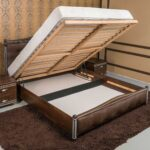 кровать с ортопедическим основанием дизайн
