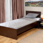 размер кровати на одного