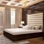 размер кровати современная