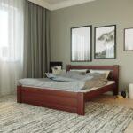кровать размеры из дерева